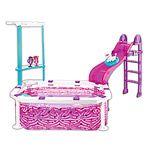 Barbie Real Piscina - Mattel