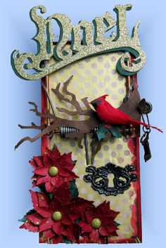 Altered Mouse Trap (Christmas)