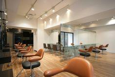 PURE PLACE banc|設計・デザイン実績|美容室|WHATS Inc./株式会社ワッツ