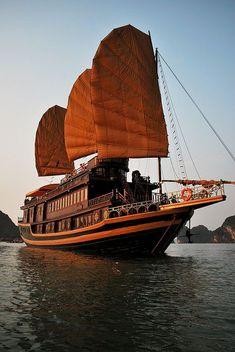 Halong Bay - Vietnam #vietnamtravel