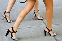 We're Bringing Sexy (Shoes) Back