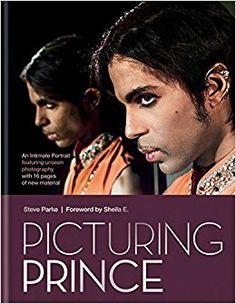 Picturing Prince: An Intimate Portrait: Steve Parke: 9781844039692: Amazon.com: Books