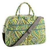 @Vera Bradley Lemon Parfait is now 25% off! Stop by and see other patterns on #sale