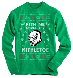 mike tyson christmas sweater - Google Search