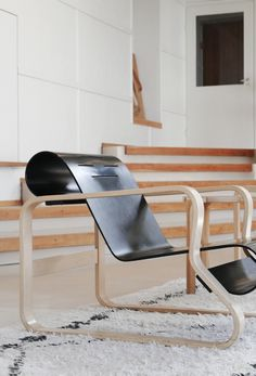 Alvar Aalto Studio, Helsinki. Photo Elisabeth Heier