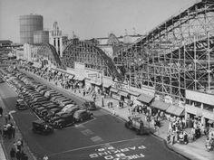 123 Best Old School Coney Island Images Coney Island