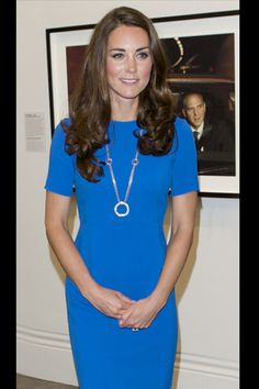 HRH The Duchess of Cambridge in Stella McCartney