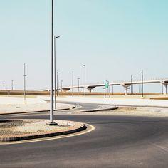 Photos of Dubai City Architecture by Matthias Heiderich Urban Photography, Fine Art Photography, Colour Photography, Artistic Photography, Night Photography, Urbane Fotografie, New Topographics, Minimal Photo, The 'burbs