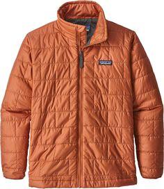5f2f6d499c64 Patagonia Boys  Nano Puff Jacket