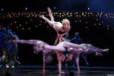 Cirque du Soleil's next act is rebalancing the business after a decline in profits:  http://on.wsj.com/1HWvixB