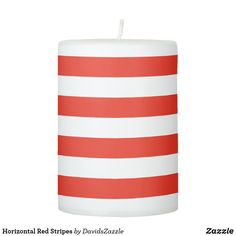Are candels that are horizontal strip
