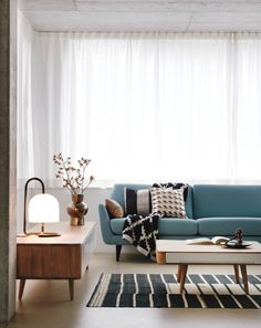 Pfister Club Table Skarsund, Carpet Baneh Kelim Dining Bench, Scandinavian Home, Home Interior Design, Furniture, Modern House, Modern, Interior Design, House Interior, Room