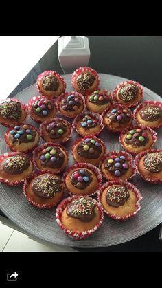 Best Muffins Smarties Chocolate