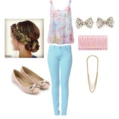 """""""Untitled #36"""" by hopehall12 on Polyvore"""