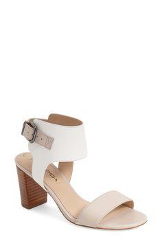 Via Spiga 'Wiley' Block Heel Sandal (Women) available at #Nordstrom