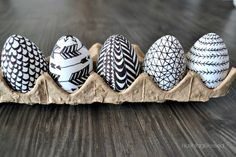 25 Quick Easter Egg Ideas That Are Just Too Stinkin' Cute