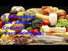 Los 5 Mejores Alimentos Para Bajar De Peso