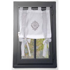 Visillo para ventana (80 x Alt160 cm) Melineelige entre todos nuestros productosVisillo para ventana