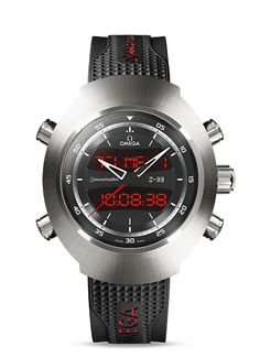 Omega Spacemaster Z 33 Watch
