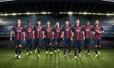 Kết quả hình ảnh cho aảnh tập thể câu lạc bộ barcelona