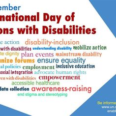 #IDPD Social Integration, Inclusive Education, Glasgow, Event Planning, Equality, Health Care, How To Plan, Rocks, Club