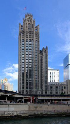 Chicago (USA) - Chicago in USA. Chicago Usa, Willis Tower, Empire State Building, Travel, Viajes, Destinations, Traveling, Trips