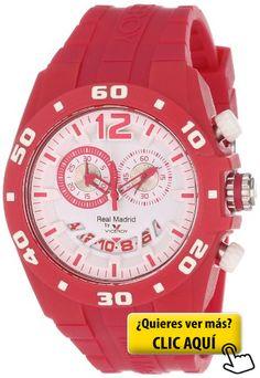 Reloj Viceroy Real Madrid 432853-75 Hombre Blanco #reloj