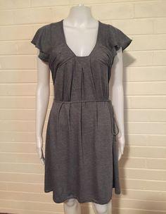 Country Road Drape Stretch Dress-Size XS