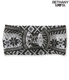Fair Isle Headband - Aeropostale The Bethany Mota Collection