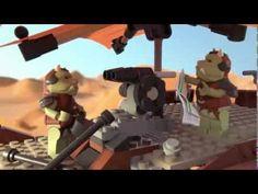LEGO® Star Wars™ - Sail Barge Episode 9 Part 1