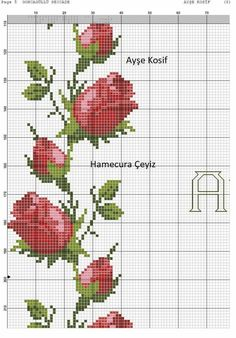 1 million+ Stunning Free Images to Use Anywhere Embroidery Stitches Tutorial, Cross Stitch Embroidery, Hand Embroidery, Embroidery Designs, Cross Stitch Tree, Cross Stitch Alphabet, Cross Stitch Flowers, Cross Stich Patterns Free, Cross Stitch Borders
