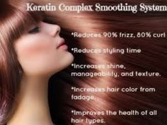 ::life in the mirror:: Keratin smoothing treatment aka: Keratin complex