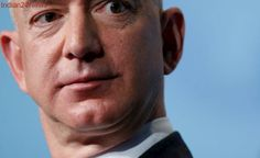 Amazon Boss Bezos Selling $1 Billion Stock a Year to Fund Rocket Venture