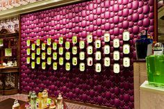 Perfumes Store Interior Design by Jenner Studio