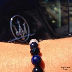 We can in Cannes! And you? #cannes #menjewelry #mensbracelets