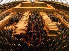 Magnificent Terracotta Warrior in Xi'an