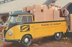 VW Bus IKEA