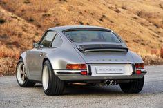 Singer Porsche 911. I miss my 911....