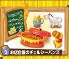 Re-Ment miniature Pooh's Hunny Café #3