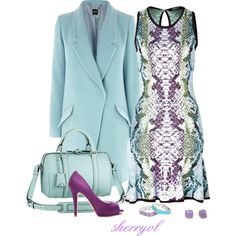 """Shoes From Mango"" by sherryvl on Polyvore"
