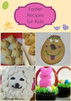 4 Easter Recipes for Kids: Fun, easy and delicious - Our Family World