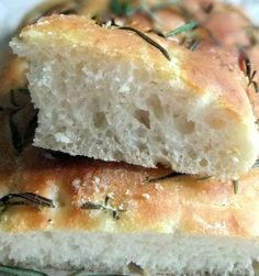 Rosemary Foccacia Bread (Plutos)
