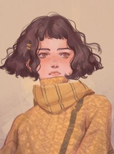 Find images and videos about cute, art and aesthetic on We Heart It - the app to get lost in what you love. Character Drawing, Character Illustration, Illustration Art, Badger Illustration, Pretty Art, Cute Art, Princesas Disney Zombie, Art Sketches, Art Drawings