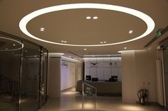 Barrisol Translucent Lighting Feature by Barrisol Welch