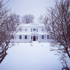 Winter at Beekman 1802