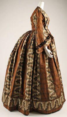 30-10-11  Dress  ca. 1850