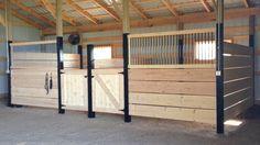 My barn. My barn. Horse Shed, Horse Barn Plans, Barn Stalls, Horse Stalls, Horse Barn Designs, Horse Shelter, Barn Animals, Barns Sheds, Dream Barn