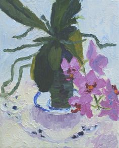 Orchid Romance, Roxanne Steed