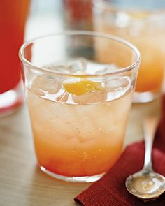 Tequila Touchdown - found our punch recipe for the Super Bowl!