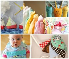 12 Scrappy Projects to Sew for Baby! - crafterhours